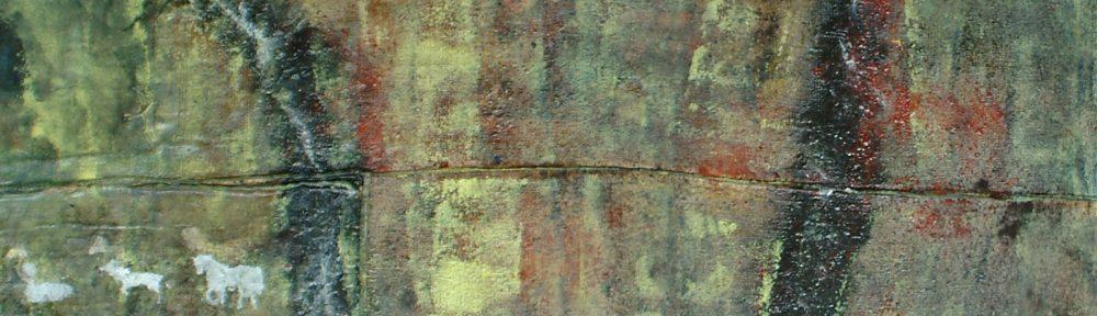 90 x 90 cm, olio su tela, 2008