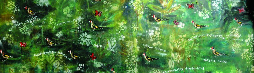 - olio su tela, 217 x 145 cm